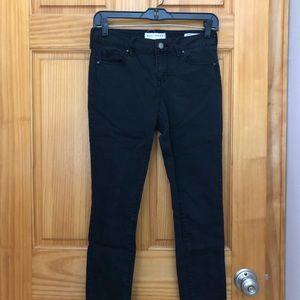 Bullhead Black Skinny Jeans